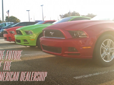 MARCO SIGNORINI PHOTOGRAPHY - FORD MUSTANG DEALERSHIP