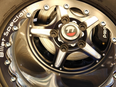 Marco Signorini Photography - Custom Wheel