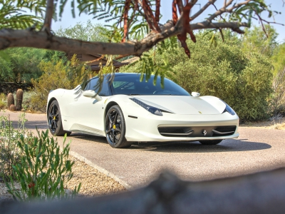 marco signorini automotive photography Ferrari 458